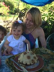 Flora's birthday
