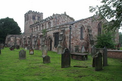 St. Lawrence's Church, Appleby in Westmorland, Cumbria