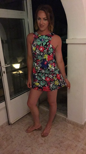 Loving my girlie holiday in Spain 👠💞💋