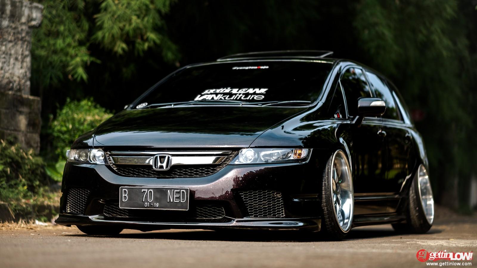Joned Honda Odyssey RB1