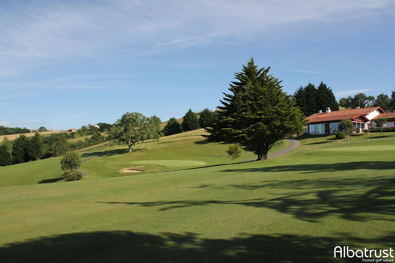 photo du golf Golf Epherra - Parcours