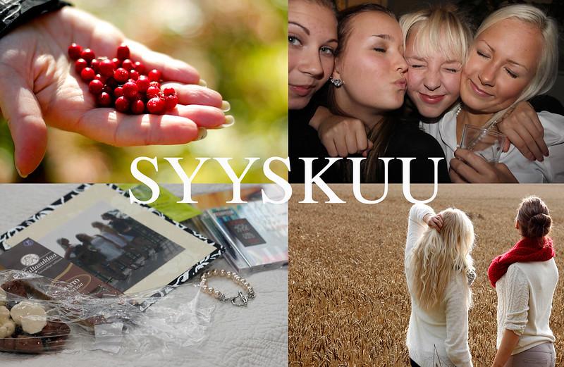 SYYSKUU
