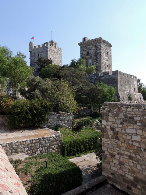 Castle of St. Peter  Or a couple of the towers thereof. Th…  Flickr - Photo...