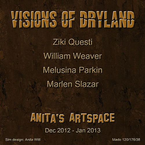 Visions Of Dryland - Poster