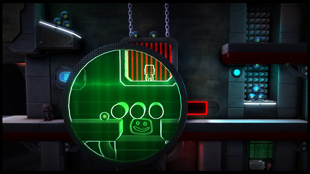 LittleBigPlanet 2 - Cross-Controller