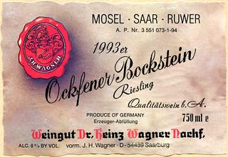 1993 - Ockfener Bockstein (Saar)