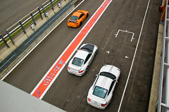 Circuit de Spa Francorchamps - PORSCHE 911 GT3 RS & PORSCHE 911 GT3 & PORSCHE 911 GT3 RS 4.0