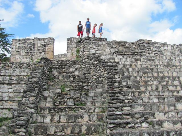Ek' Balam Ruins