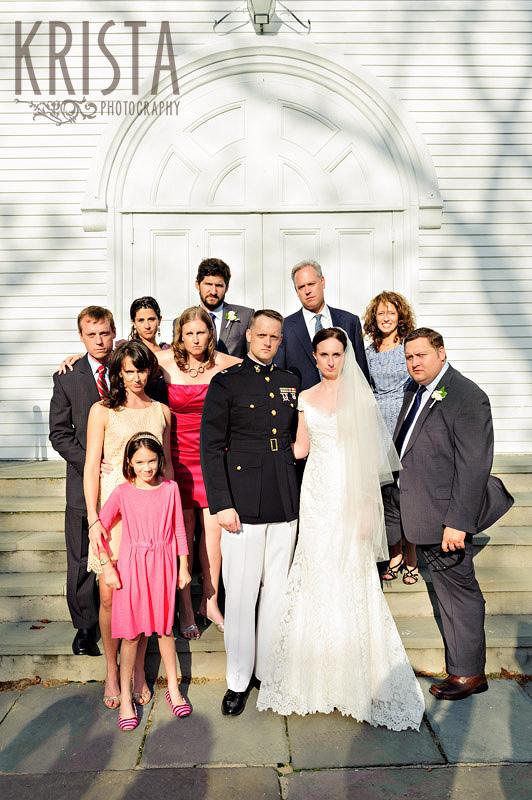 Ballymeade Country Club (Falmouth, MA) wedding