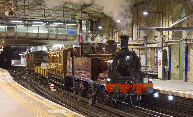 Metropolitan Steam Train © Jack Hawkins 2013