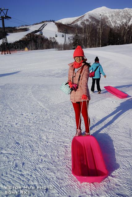 北海道 星野度假村 玩雪盆