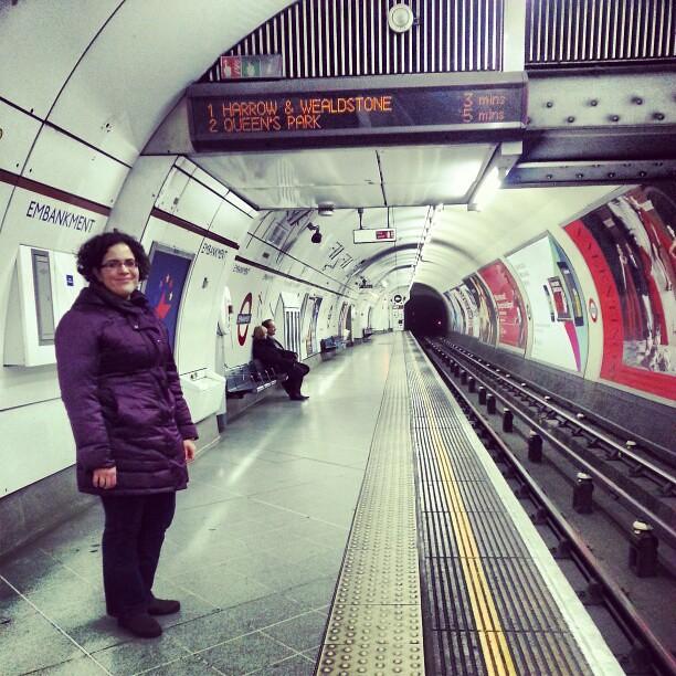Underground @ Embankment