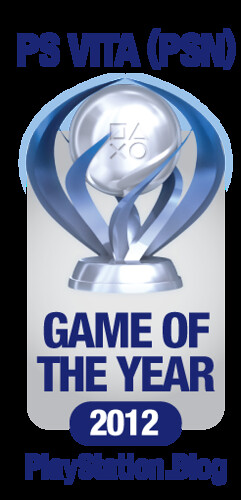 PS.Blog Game of the Year 2012 - PS Vita (PSN) Platinum