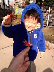 タコ公園にて 2012/12/19