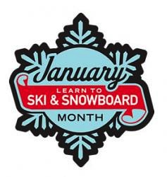National Learn to Ski & Snowboard Month