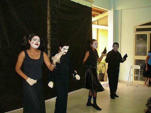 Drama activity  at AAVE