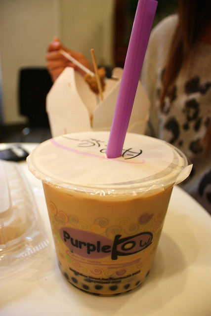 Purplekow Milk Black Tea