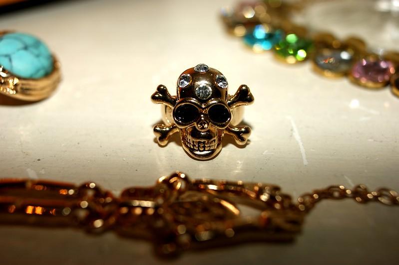 Dahlia jewellery