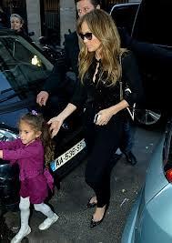 Jennifer Lopez Studded Loafers Celebrity Style Women's Fashion