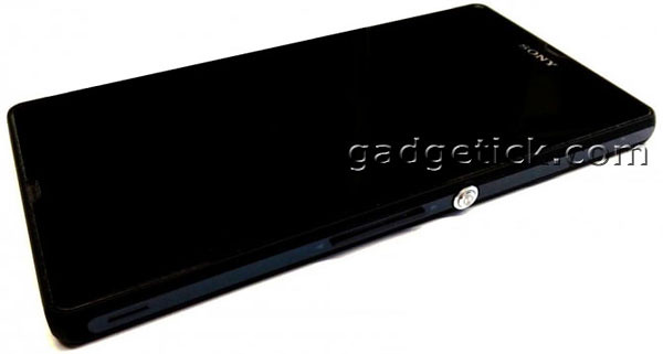 Sony Yuga окрестили именем Sony Xperia Z