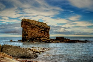 Collywell Bay Rock