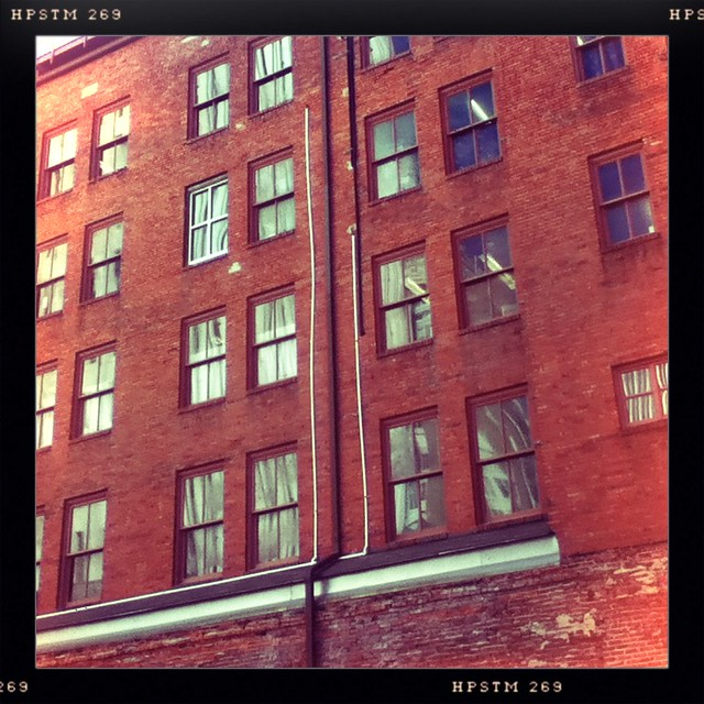#brick #reflections #downtown #tulsa #918