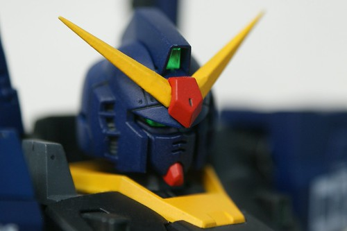 Real Grade 1/144 - RX-178 Gundam Mk.II - TITANS - Completed 1 -