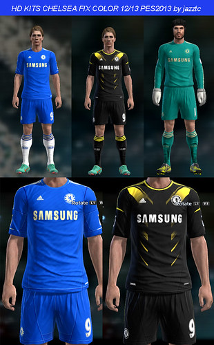 Download Kits Chelsea Musim 2013-2014