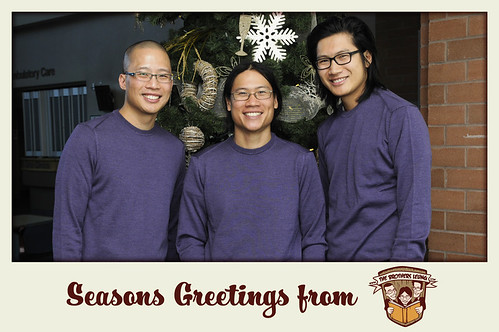 Seasons Greetings 2012
