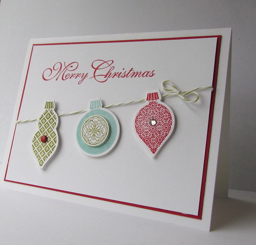 Hanging Ornament Keepsakes by Andrea G71
