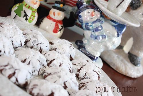 crinkles snowmen