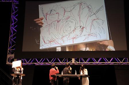 121224(3) – 劇場版《銀魂 第2彈》將在2013年夏天上映!漫畫家「空知英秋」尚未決定劇本先中諾羅病毒…… (2/2)
