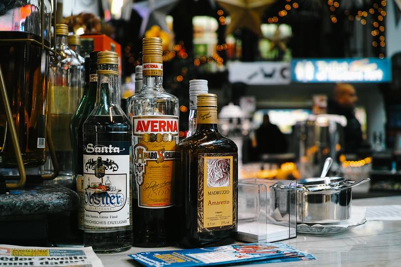Open Bar.