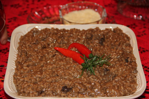 Natal 2012! Receita Risoto de Funghi Secci com Filet Mignon by Verachitta