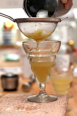 champage cocktail
