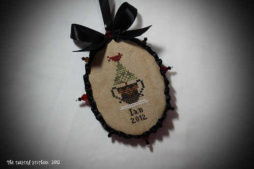 Ian 2012 Ornament