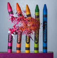 Crayon Collapse