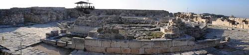 landscape israel westbank nablus archaia telgerezim