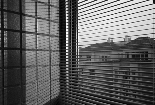 窗外 by Paladin R. Liu