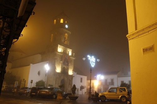 Niebla en Navidad by AlPecino