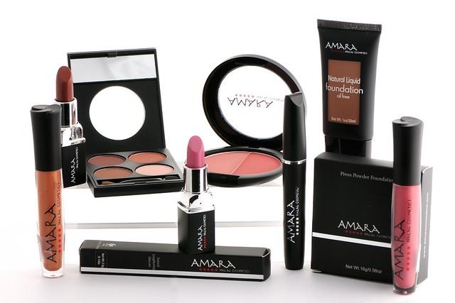 amara halal makeup