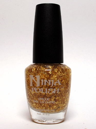 Ninja Polish The Midas Touch