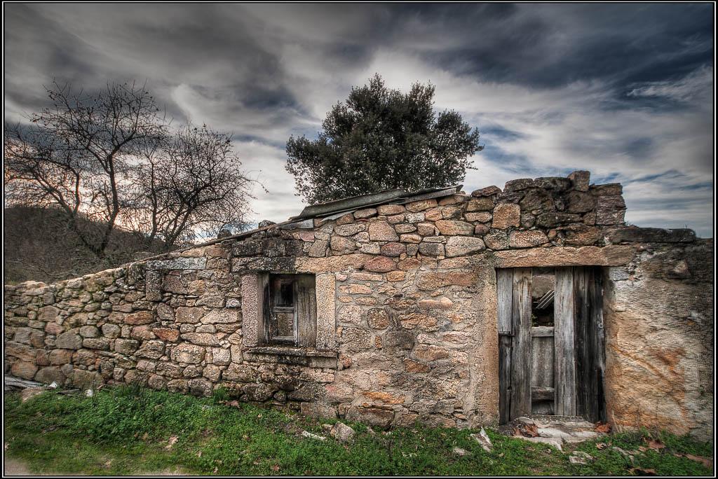 Fachada - La Alberguería de Argañán (Salamanca)