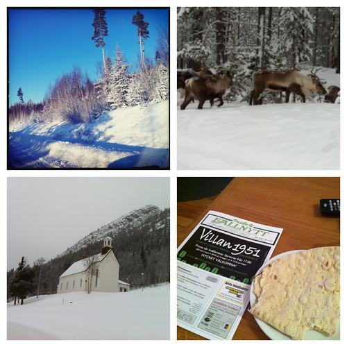 Resor 2012: Vemdalen och Funäsdalen