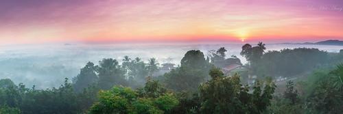 travel sun sunrise landscape burma sony myanmar mawlamyine hitechfilters sonya850