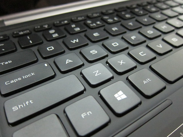 Dell XPS 12 - Keyboard Keys