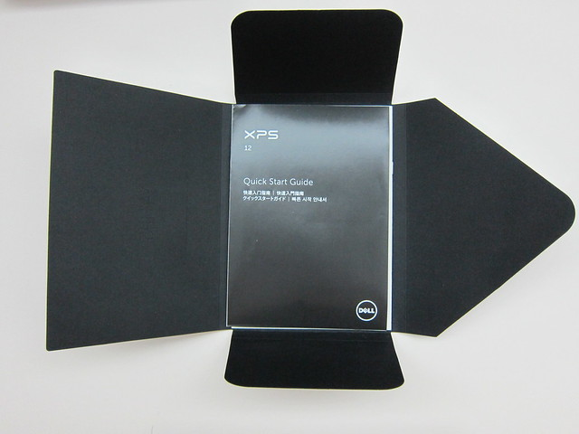 Dell XPS 12 - Guide Booklets