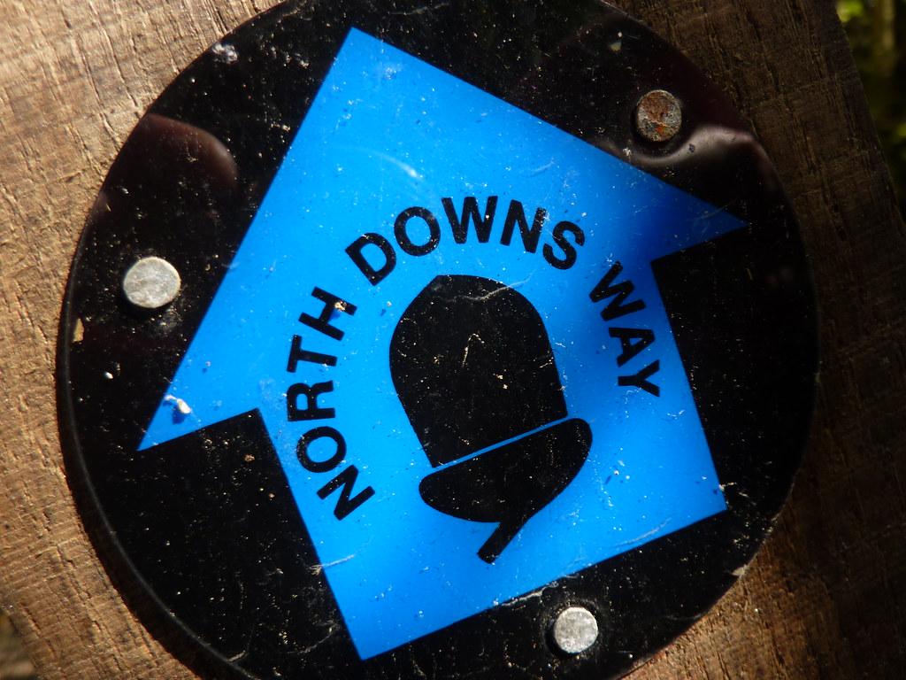 North Downs Way, 2011-2012