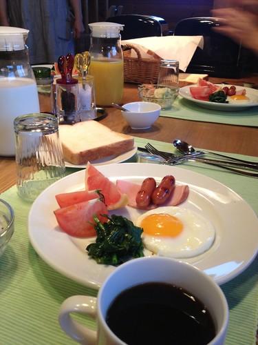 グスベリの朝食
