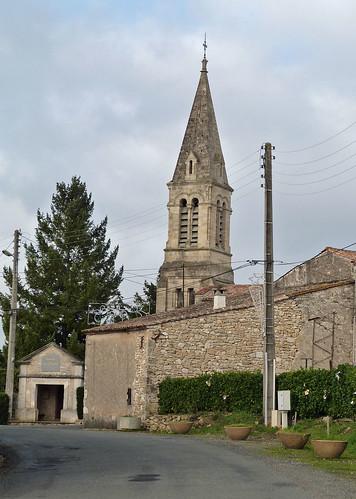 Caplong - L'Eglise